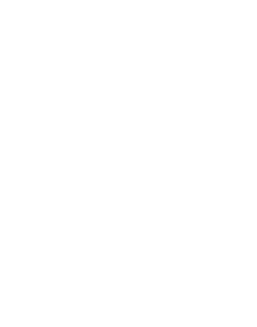 Throw House Logo Transparent White